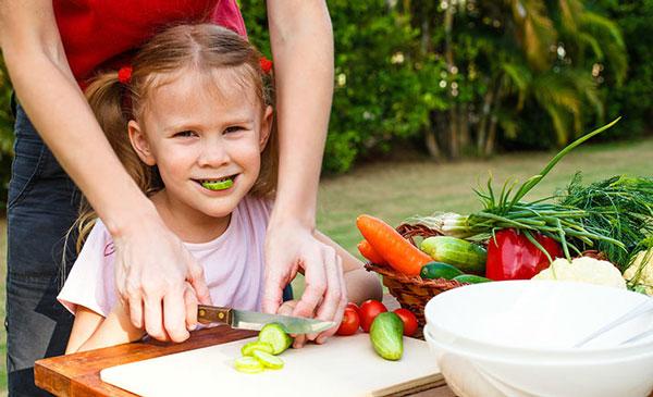 خواص هویج برای کودکان