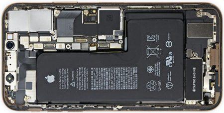 سختافزار گوشی آیفون XS