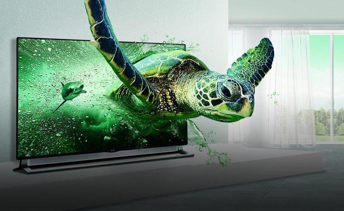 تلویزیونهای سه بعدی