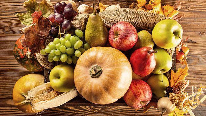 میوه پاییز