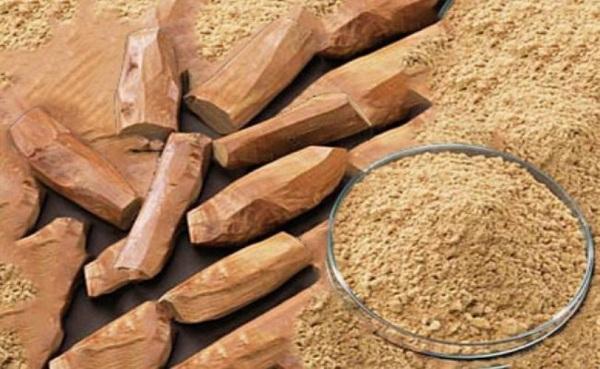 پودر چوب صندل، سفیدکننده صورت