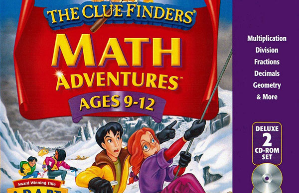 بازی Cluefinders Math Adventures