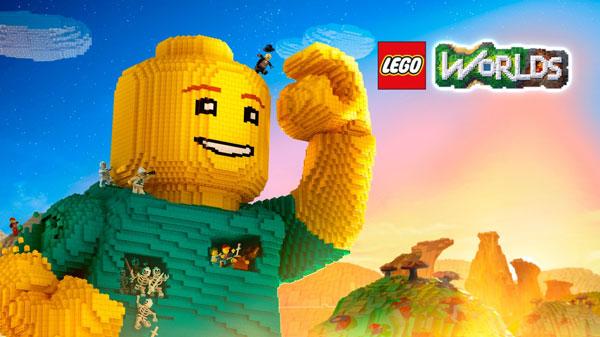 بازی lego-worlds
