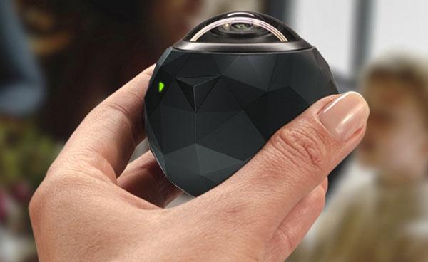 دوربین 360 درجه 360fly