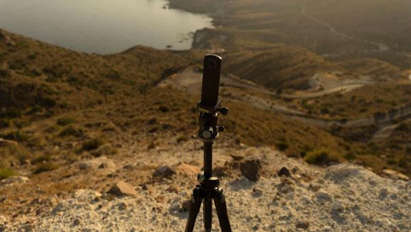 دوربین 360 درجه Blurfix