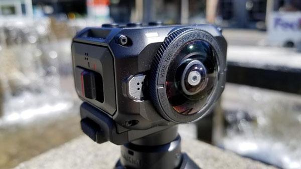 دوربین 360 درجه Garmin-360