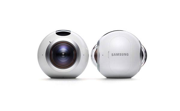 دوربین 360 درجه Samsung Gear