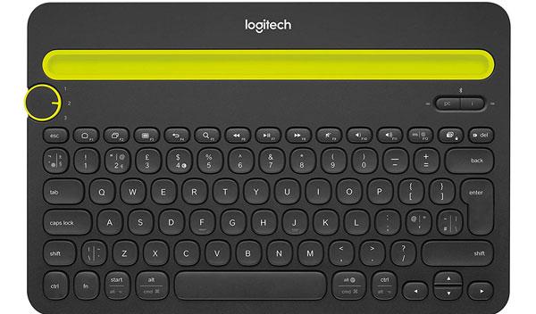 صفحه کلید بلوتوثی Logitech