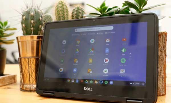 لپ تاپ Chromebook 3100